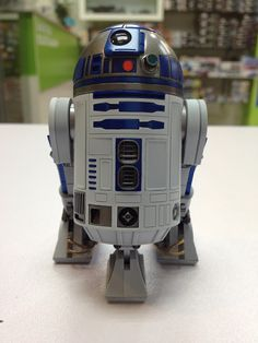 DeToyz Shop: Bandai SW mode kit - 1/12 R2-D2 Painted build