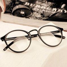 Das Mulheres dos homens Óculos de Nerd Lente Clara Óculos Unisex Retro Óculos Óculos