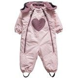 Pink Snowsuit with Thermolite Insulation