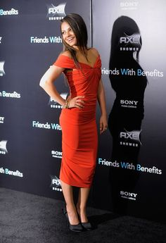 """Mila Kunis - """"Friends With Benefits"""" New York Premiere - Outside Arrivals"""