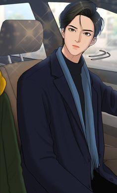 True Beauty Chapter 134 Anime Korea, Korean Anime, Suho, Manga Art, Anime Art, Webtoon Comics, Cha Eun Woo, True Beauty, Anime Guys