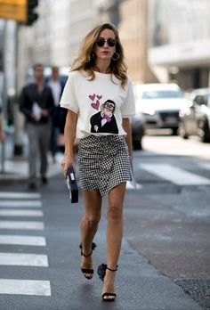 Street Style : Milan Fashion Week Street Style Spring 2017: See All the Best Looks   StyleCaste