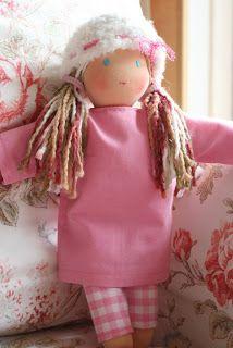 Waldorf Doll Body Pattern - Bing Images