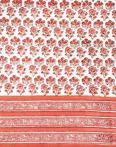 Anokhi USA: Happy cotton scarf