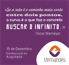 Lfernandes: 15 de Dezembro - Dia Nacional do Arquiteto