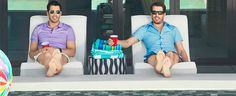 How The Property Brothers Created the Ultimate Vacation Pad