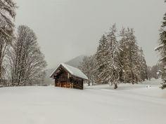 Winter accomodation by ChristianThür Photography on Creative Market