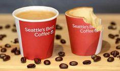 Eat your coffe cup | Nyúlnád: az ehető kávéscsésze
