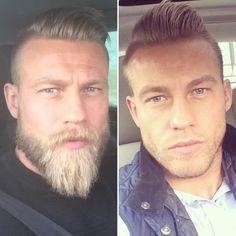 O poder da barba! ❤️❤️❤️