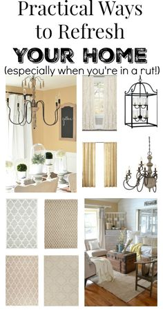 7 Practical Ways To Refresh Your Home Great Ideas