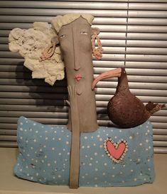 Керамический мир Sarah Saunders - Ярмарка Мастеров - ручная работа, handmade