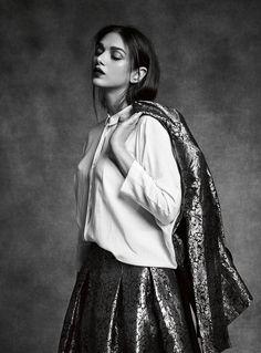 Aditi Rao Hydari reworks the summer staple. #Bollywood #Fashion #Style #Beauty…