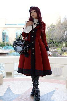 Aristocratic Gothic Lolita