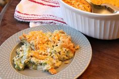 Broccoli Cheese Casserole with sour cream Broccoli Cheese Casserole, Broccoli And Cheese, Broccoli Dishes, Broccoli Recipes, Pasta Dishes, Califlower Recipes, Vegetable Casserole, Fresh Broccoli, Vegetable Side Dishes