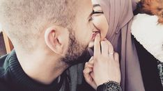 Pinterest: just4girls Muslim Couples, How Beautiful, Daniel Wellington, Rings For Men, Romantic, Islamic, Girls, Fashion, Hijab Dress