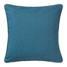 LÖVKOJA Cushion cover IKEA You can easily vary the look, because the two sides have different designs. The zipper makes the cover easy to remove.