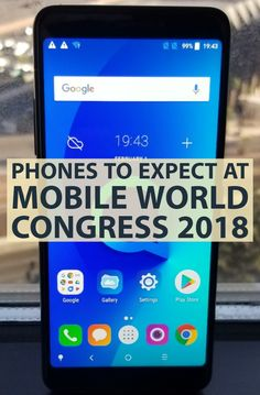 Mobile World Congress is the biggest mobile phone show of the year, and PCMag is going to be there in force. Here's what we expect to see. Mobile World Congress, Computers, Phones, How To Find Out, Software, Technology, Tech, Telephone, Tecnologia