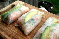 10 Fabulously Fresh Spring Roll Recipes