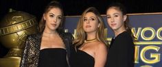 Can you believe these are Sylvester Stallone's daughters! Sylvester Stallone Daughters, Golden Globes, Believe, Celebrities, Celebs, Foreign Celebrities, Faith, Famous People