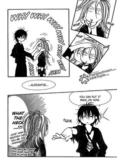 Read manga Skip Beat 177 online in high quality