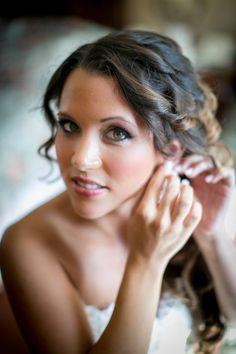 Wedding Makeup and Hair by Ali, Long Island Makeup and Hair  Photo by ©Gina Esposito Photography