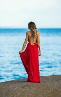 16 Beautiful Dresses With The Color Of Love For Valentine's Day