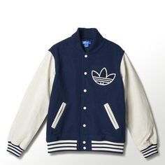 Adidas originals college jacket