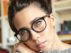 Armação de óculos fashion