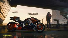 Marcin Momot, community manager of CD Projekt RED, has released a new image of Cyberpunk 2077 in which we see the protagonist of the game and his bike. Cyberpunk 2077, Cthulhu, The Witcher 3, Metal Gear Solid, Akira, Fullhd Wallpapers, Gaming Wallpapers, Desktop Wallpapers, Cd Project Red