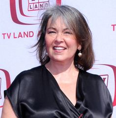 Roseanne Barr is sitcom 'Roseanne . Roseanne Barr, Make Millions, T Tv, Tv Land, People Laughing, Grey Hair, Yahoo Images, Funny People, Image Search