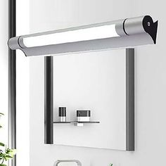 12W Bulb Included Bathroom Wall Light, 1 Light, Modern Metal Painting – USD $ 49.99