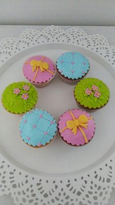 Cupcake decorati!