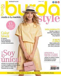 burda style Junio 2015