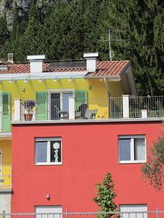 neoncolors!  Riva del Garda, Lake Garda, Italy