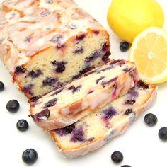 Direct link: Lemon-Blueberry Yogurt Loaf {Sweet Pea's Kitchen}