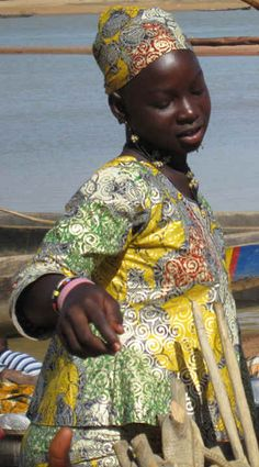Mali, West Africa Photographer Elisa Kotin