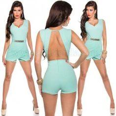 conjuntos falda y blusa espalda afuera - Buscar con Google