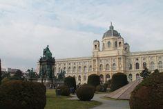 #Maria Theresa Square# #Vienna#