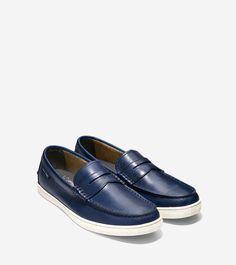 405c72b73 Gucci Damo Leather Horsebit Driver - Navy Blue | Stuff to Buy ...