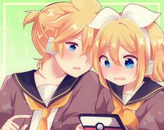 Kagamine Rin and Len - Videogames