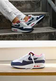 first rate a3798 2e4a7 The Nike Air Max 1 Women s Shoe reinvents the legendary model with new  materials and colors. More information