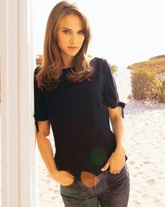 Natalie Portman, l'intello star.  Rencontre avec l'actrice américaine, nouvelle ambassadrice du maquillage Dior