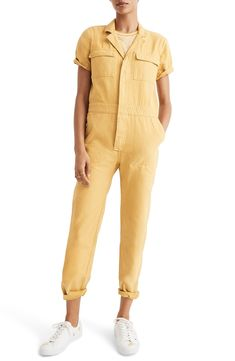 36be212905d New Madewell Coverall Jumpsuit online. Sku mstd21411fbse99952 Madewell