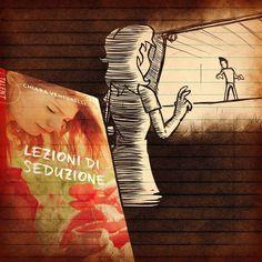 Dallo storyboard a fumetti della puntata di oggi di #ovunque6estate su…