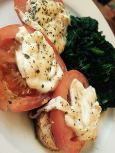 Putenfilet - Tomate - Mozzarella - Blattspinat