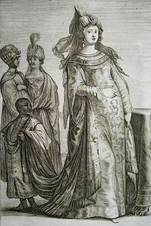 Kösem Sultan was one of the most powerful women in Ottoman history. Favorite consort and later wife of Ottoman Sultan Ahmed I, she achieved power and influenced the politics of the Ottoman Empire through her husband, then through her sons Murad IV and Ibrahim I (the Mad) and finally through her minor grandson Mehmed IV. She was a prominent figure during the sultanate of the women. She was official regent twice and was thereby one of two women to have been formal regents of the Ottoman Empire.