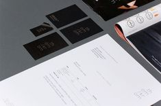 Thom/Krom visual identity