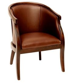 Nice shape & size of chair for a kitchen corner. see online reality.co.uk Price £198