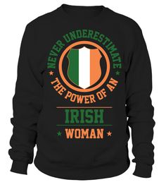 # Never Underestimate The Power Of An Irish Woman Funny T Shirt T-Shirt .  Tags: American, growth, with, irish, roots, american, boston, chicago, clover, grown, ireland, irish, irish, america, irish, american, irish, culture, irish, festivals, new, york, pride, saint, patricks, day, shamrock, south, boston, southie, st, patricks, day,  paddy, pattys, day, usa, Irish, Irish, Flag, Irish, Flag, shamrock, Saint, Patrick's, Day, St, Patrick's, Day, St, Patrick's, Day, St., Patrick's, Day…
