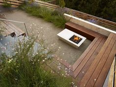 Surface Design - Cow Hollow Residence Hearth Product Controls